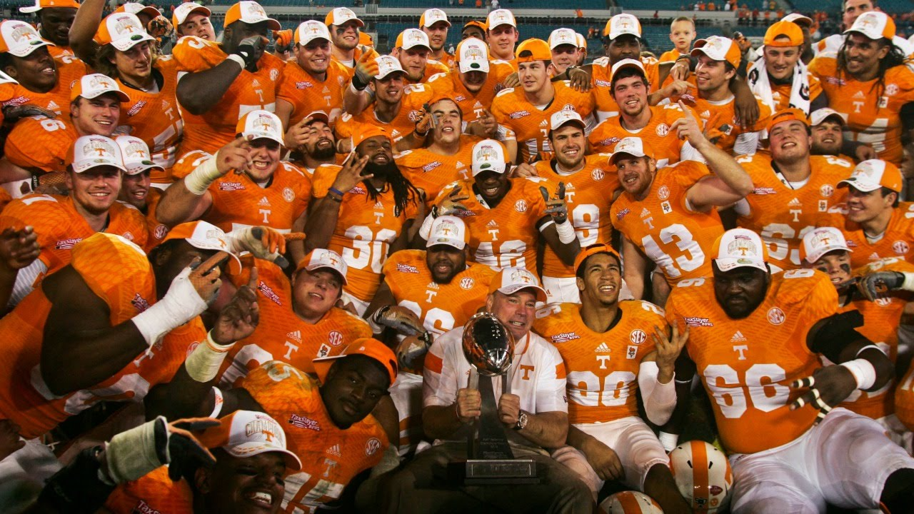 tennessee bowl game appearances