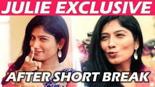 Trip With Oviya! Facts Funs! 'Please Be Serious' My Request To Meme Troll Creators | Julie Interview