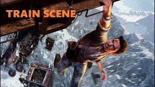 Uncharted 2: Train Scene