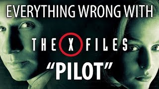 "Everything Wrong with The X-Files ""Pilot"""