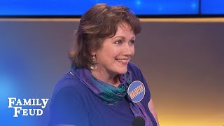 Hysterical ANSWER! Guys, want SEX? Do THIS!!! | Family Feud