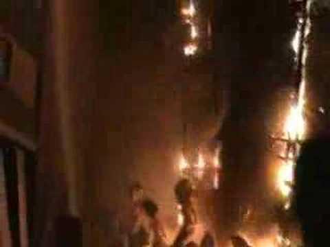Falla de la Taüt 2008 cremant-se