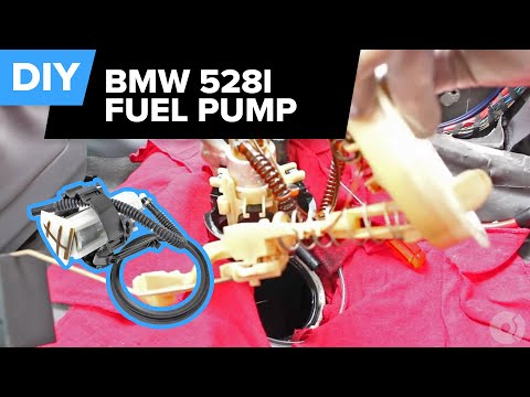 BMW Fuel Pump Replacement (528i) FCP Euro