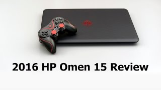 2016 HP Omen 15 Review