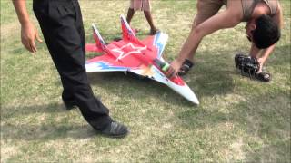 RC Mig 29 3D Thrust Vectoring Fly + Crashed in Dhaka (Part 2) Long Time Video