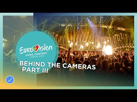 Eurovision Behind The Cameras part 3: They've got the fire!