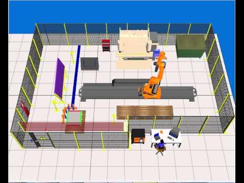 Proyecto Robótica Industrial – Plegado de Chapa