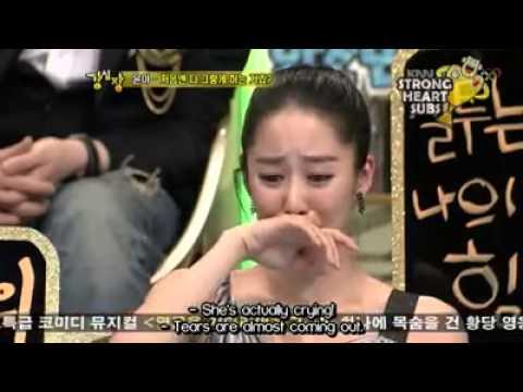Yoona And Lee Seung Gi On Strong Heart Ep 19(3) video