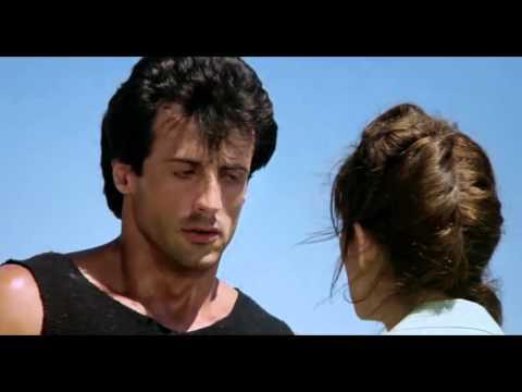 Рокки 3  Слова жены на пляже  Вдохновляющие фрагменты фильмов