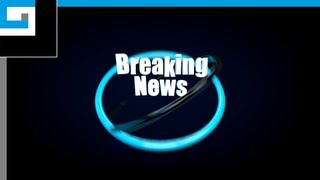 Breaking News Intro - Cinema 4D
