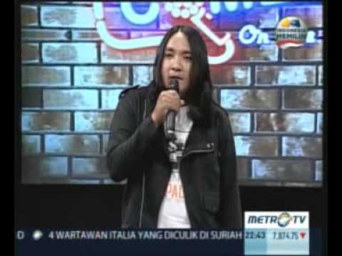 Stand Up Comedy Bintang Bete On The Weekend 13 April 2013