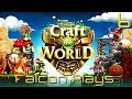 Falcon S Let S Play Craft The World Gameplay Episode 6 Graverobbing Dwarves mp3