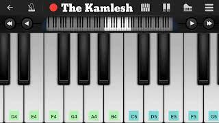 Qismat |Full song with piano |Avinash markam