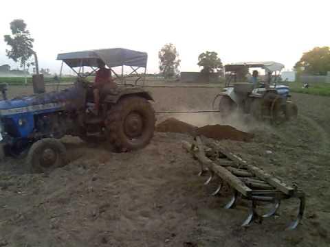Tractor Sonalika 745 Vs New Holland 3230