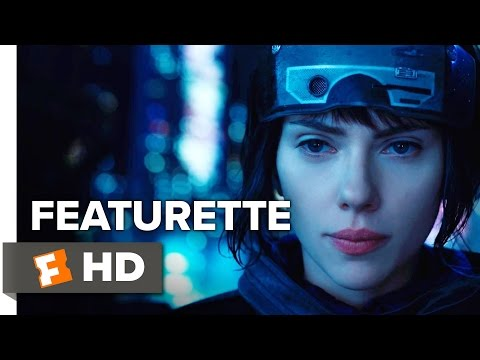 Ghost in the Shell Featurette - Future Noir (2017) - Scarlett Johansson Movie