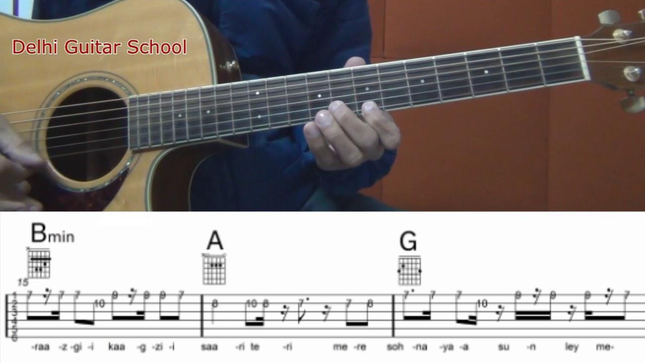 Guitar Chords For Lead 8935149 Es Youlandfo