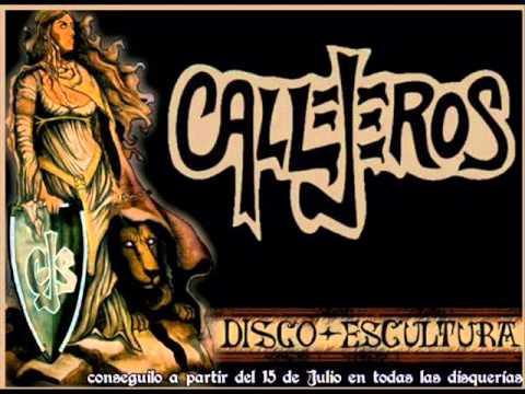 Disco Escultura Callejeros (Completo)