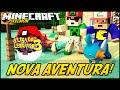 Minecraft: Liga dos Lendarios - NOVA AVENTURA! #1