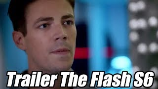 The Flash Temporada 6 TRAILER (Sub Español) San Diego Comic Con 2019