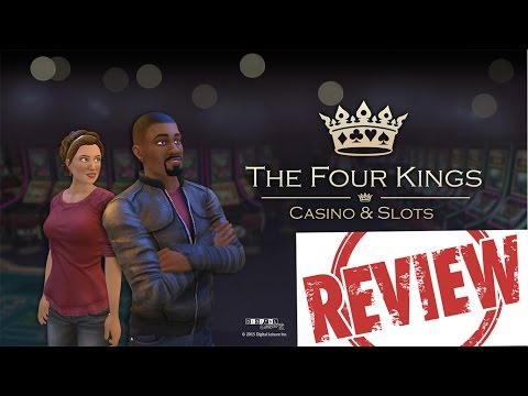 The Four Kings Casino & Slots - Review (10 months later its still laggy !)