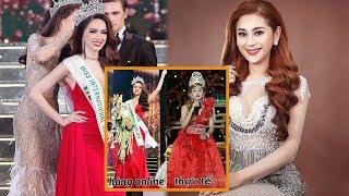 Lâm Chi Khanh phản ứng không ngờ khi Hương Giang đăng quang Hoa hậu và bị dân mạng chế ảnh