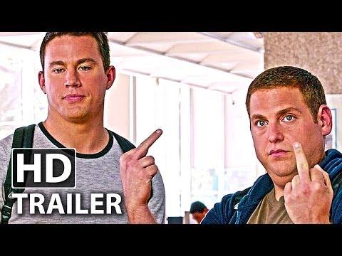 22 JUMP STREET - Trailer 2014 (Deutsch | German) | HD