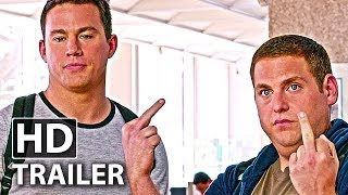 22 JUMP STREET - Trailer 2014 (Deutsch | German) | HD