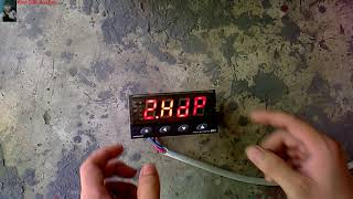 Kênh Điện Độc Đáo - cài đặt đồng hồ ampe HANYOUNG NUX MP3-4-AA--1-A