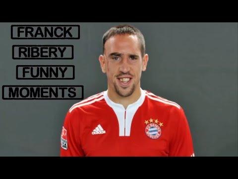 Franck Ribéry | Funny Moments | HD