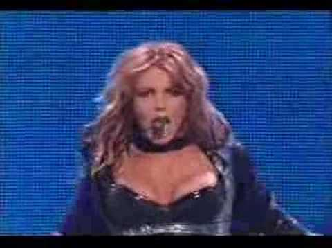 Britney Spears - Toxic Live From Miami