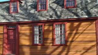 Abigail Adams Birthplace Renovations