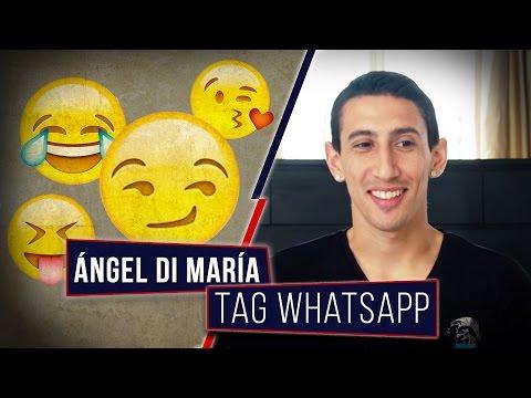 ¿Champions o Libertadores? | Whatsapp con Di María