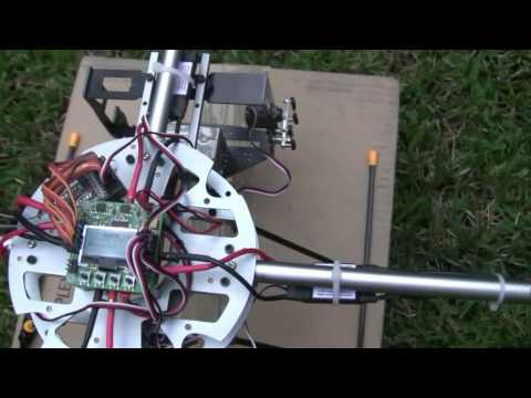 turnigy H.A.L quadcopter description of build