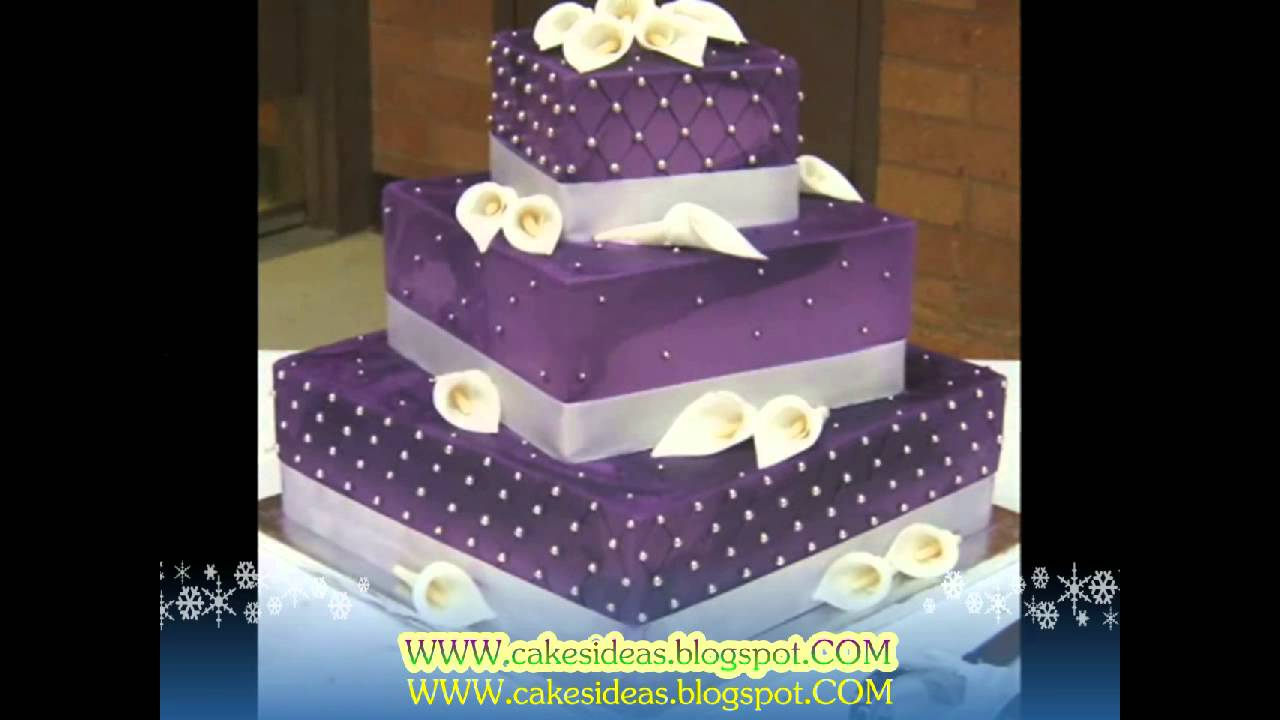 Cake Ideas Using Fondant : Fondant cakes Ideas ... - YouTube