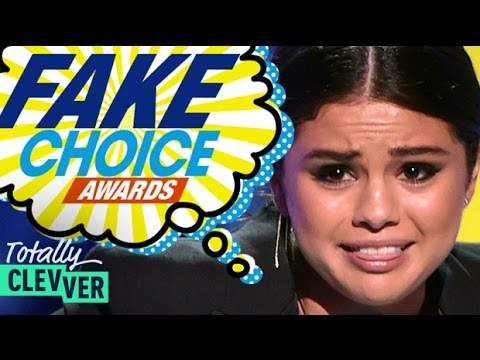 Teen Choice Awards Are RIGGED -- Who Really Voted For Winners? - Totally Clevver