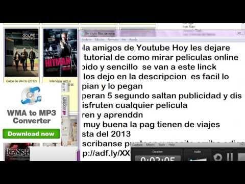 Title: Las mejores paginas para ver peliculas gratis 2013 (español