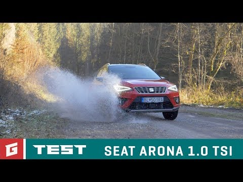 Seat Arona 1.0 TSI Xcellence  - TEST - GARAZ.TV- NEW ENG SUBTITLES