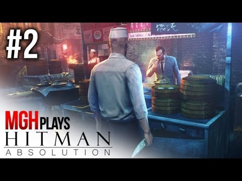 Mgh Plays: Hitman Absolution! - Livestream Highlights (Part 2 of 3)
