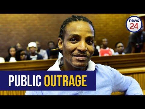 "Public outrage over rape convicted Sipho ""Brickz"" Ndlovu's performance thumbnail"