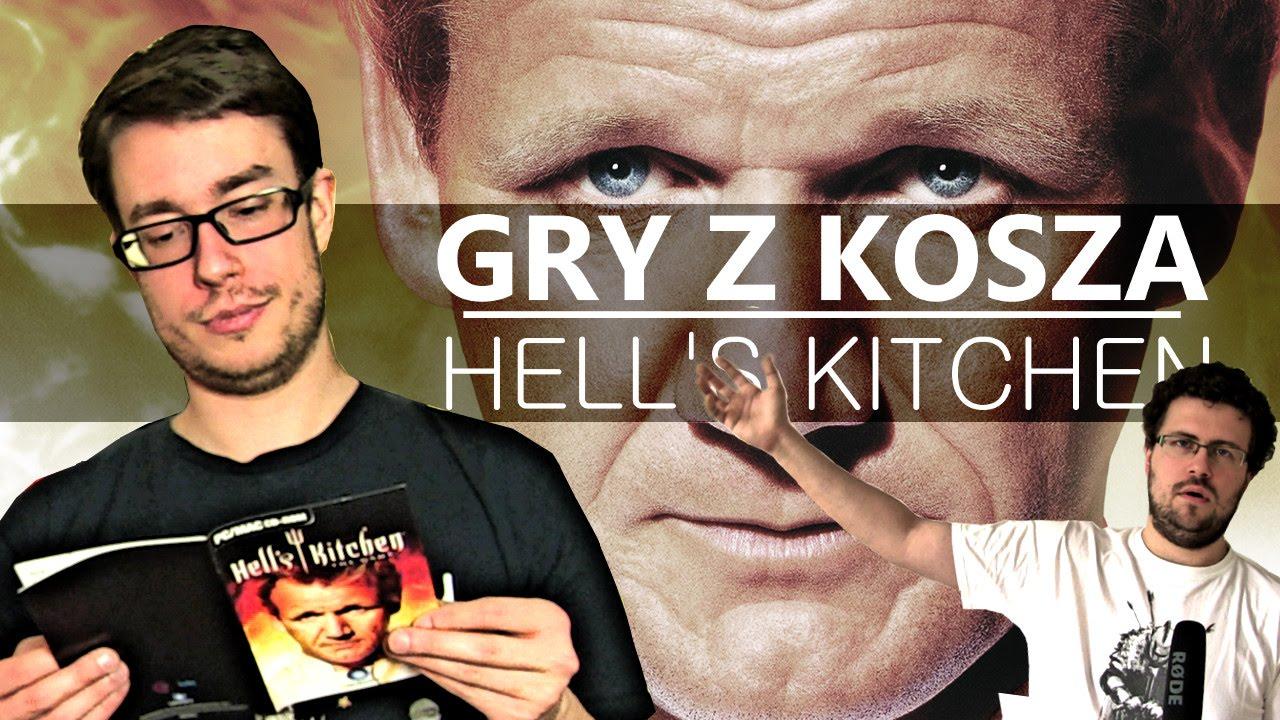 O, kuchnia! Ta gra jest nieapetyczna! - Gry z Kosza i Hell's Kitchen