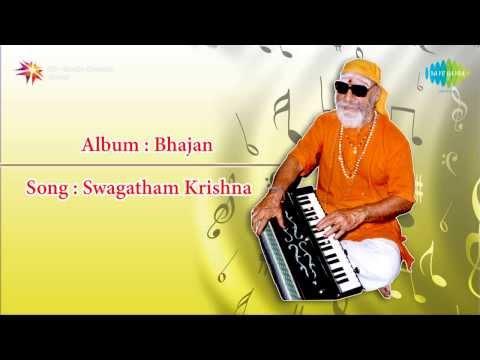 Swagatham Krishna song by Pithukuli Murugadas