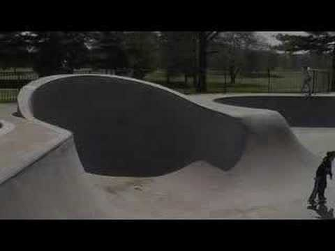 Nashville Skatepark Layout Video
