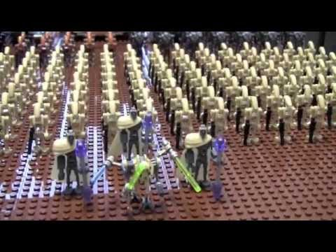 2012 Lego Droid Army (HUGE) Krisproductions