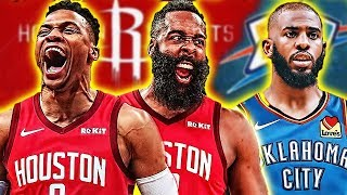 Why The Russell Westbrook Trade to the Houston Rockets Could Work! Chris Paul to Miami?