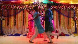 Dance Performance - Razib & Tanima's Holud