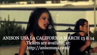ANISON USA PROMO N# 1( MOMOI HALKO MOMOI HALKO, AND ALL STARS SEND MESSAGE)