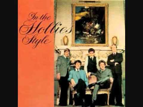 Hollies - I Thought Of You Last Night