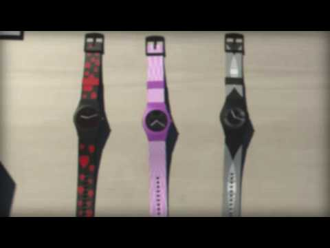 new watch concept, moirewatches cam Video