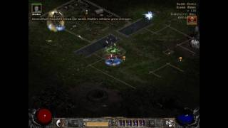 Diablo 2 Ghost Assassin PvP vs All