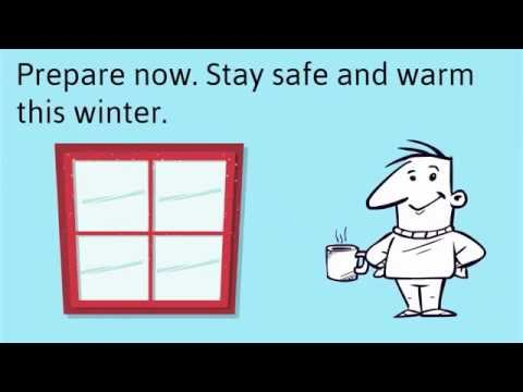 How to be prepared for winter storms and power outages